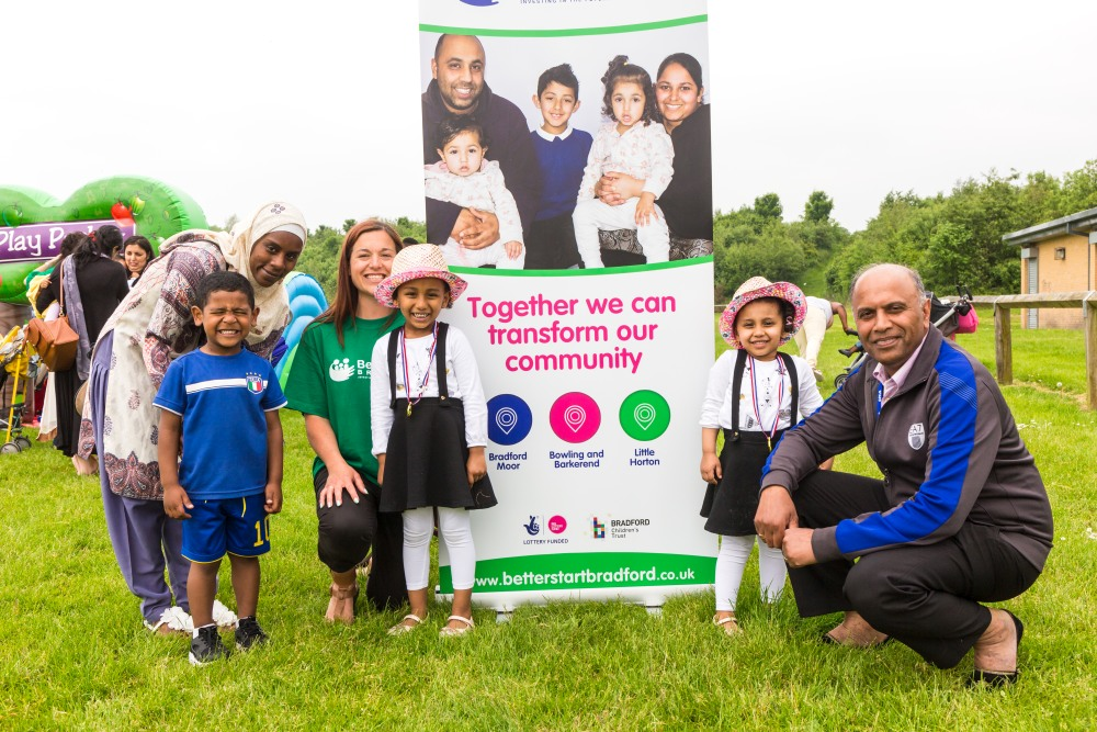Parents in the Lead, Better Start Bradford, activity fund